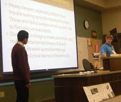 Problem solvers Newton High School students demonstrate engineering designs  - Entertainment & Life - The Kansan - Newton, KS - Newton, KS