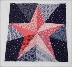 35 Cool Paper Piecing Patterns | Guide Patterns & Paper Pieced Star Adamdwight.com