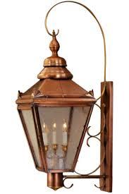 handmade outdoor lighting. hampton wall light with bracket u0026 scroll handmade outdoor lighting
