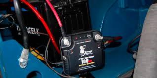 best 12v dc dual battery isolator