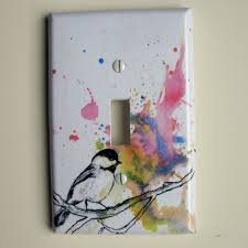 decorative light switch covers photo