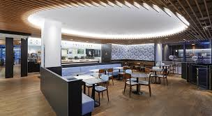 Cafeteria Lighting Design Home Loupi Lighting Systems