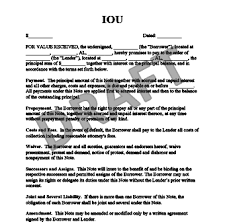 Free Iou Format Sample Iou Template Magdalene Project Org