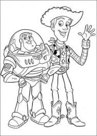 Toy Story Coloring Pages Disney And Coloring Pages Disegni Da