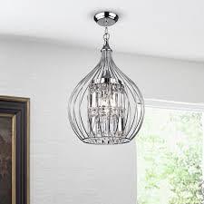 Richwood 3 Light Globe Chandelier Mercer41 Oakhaven 3 Light Unique Statement Globe Chandelier