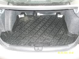<b>Коврик в багажник</b>, пластиковый (полиэтилен высокого давления ...