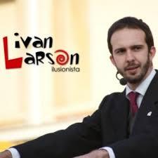 Ivan Larson - Ilusionista   Magos