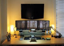 office setup ideas design. Office Credenza:Phenomenal Mirror Home Setup Ideas Fair Design  Inspiration Nature Background Inside Minimalist Office Setup Ideas Design C