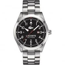 watch official uk outlet francis gaye jewellers men s montreal stainless steel black dial watch