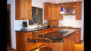 Cheap Kitchen Cabinets - Cheap Fitted Kitchens - YouTube
