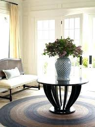 round foyer table ideas entrance table ideas best round foyer table ideas on entryway round entrance