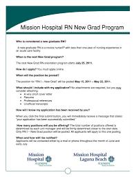 Recent Graduate Nursing Resume Examples Graduate Nurse Resume Samples Breathtaking Entry Level Practitioner 17