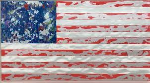 somewhere between the insouciant paint of jasper johns and the passion of cozen the upfront tactility of his art is fresh says painter and