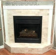 refinish brick fireplace reface fireplace with tile refinish brick fireplace with tile