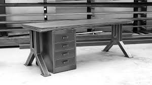 metal industrial furniture. Top 65 Mean Retro Industrial Furniture Style Computer Desk Metal Chairs Mirrored Home Office Artistry U