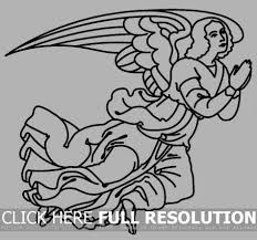 Small Picture Coloring Pages Christmas Angel Prying To God Coloring Pages For