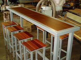 Kitchen Bar Table Narrow Pub Tables With Stools Narrow Tall Style Of Bar Timbers