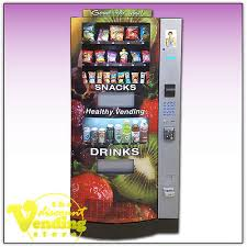 Seaga Combo Vending Machine Manual Custom 48 NEW SEAGA HY48 Healthy You Combo Vending Machines 484848