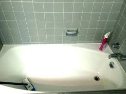 how to clean rust from bathtub rust stains in b spots clean how to remove from