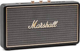 Беспроводная <b>колонка Marshall</b> Stockwell, Black — купить в ...