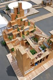 Residential Timber Design Urban Apartment Living Redefined A Vision For Timber Towers