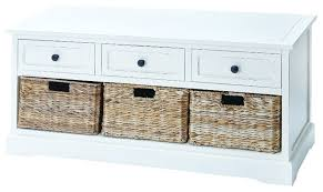 sofa table with storage baskets. Furniture:Dickson Console Table With Basket Storage Harrison Bench And White Drawers Sofa Baskets D