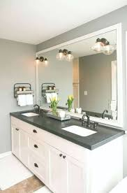 bathroom cabinets the master has black granite s with countertops vanity countertop