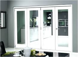 tri fold windows folding french doors