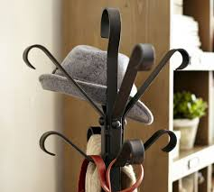 Blacksmith Coat Rack Blacksmith Coat Rack Pottery Barn 2