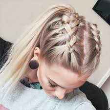 Hairstyle Braid 30 pretty hairstyles and braided looks for any occasion part 16 7481 by stevesalt.us