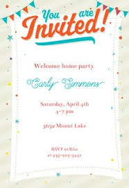 invitation party templates free invitation templates greetings island