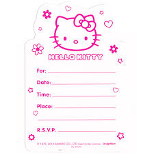 make free birthday invitations online make hello kitty invitations online free delli beriberi co