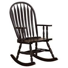 wooden rocking chairs.  Rocking Throughout Wooden Rocking Chairs E