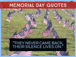 Memorial Day Quotes And Sayings Simple Memorial Day 48 Remembering Our Heroes Greeting Card Poet