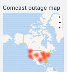 December 3 Comcast Internet Cable Down For Many Users