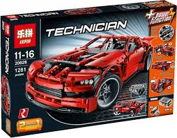 Аналог Lego 8070, <b>Lepin 20028 Супер-автомобиль</b> :: Интернет ...