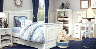 nautical boys room nautical kids bedroom furnished with white furniture and using navy curtains and area