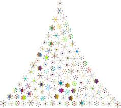 Christmas snowflake icons ( 1612 ). Prismatic Snowflake Christmas Tree 2 No Background Icons Png Free Png And Icons Downloads