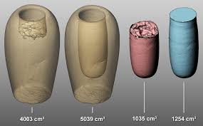 Canopic Jar Designs Medical Imaging Is Lifting The Lid On Ancient Egyptian