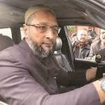 AIMIM leader Owaisi rakes up under-representation of Muslims in central forces