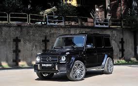 Wallpaper Brabus, Mercedes Benz, G ...