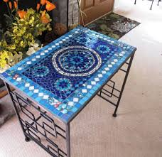 top design for mosaic patio table ideas mosaic patio table diy table designs 10 astonishing mosaic