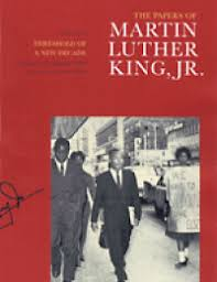 king papers publications the martin luther king jr research  the papers of martin luther king jr volume v threshold of a new decade 1959 1960
