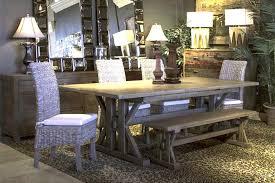 brilliant reclaimed wood dining table and chairs reclaimed wood dining tables and sets bob mills furniture