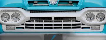 1957 1960 ford trucks restomod wiring system 1962 Ford F100 Custom Wiring at 1959 Ford F100 Wiring Harness