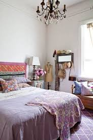 Purple Themed Bedroom Bohemian Bedroom Decorations Modern Purple Dominated Color Of The