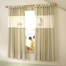 baby nursery curtains window treatments bedroom deluxe ...