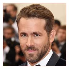 Heart Shaped Hair Style hairstyles for heart shaped faces men also ryan reynolds hairstyle 3569 by wearticles.com