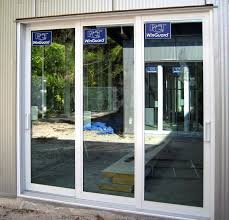 hurricane sliding glass doors impact