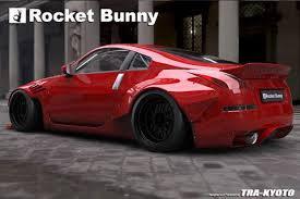 nissan 350z.  350z Rocket Bunny V2 Aero  Nissan 350Z Z33 With 350z